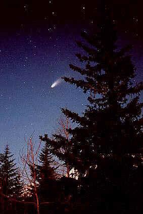 Kometa - posel dobrých zpráv